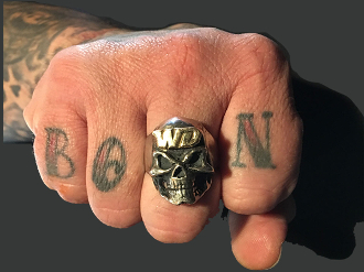 WhiskeyDick The King WD Ring